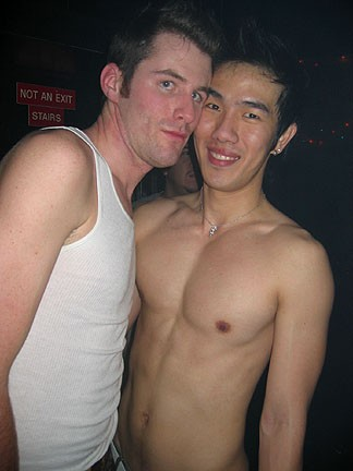 Kevin and Herman at Hydrate