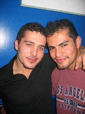 Mario and Ricardo at Hydrate