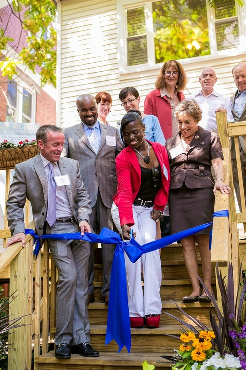 Chicago House opens nation's first transgender housing