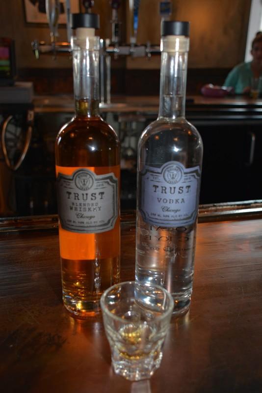 Whiskey Trust Opening