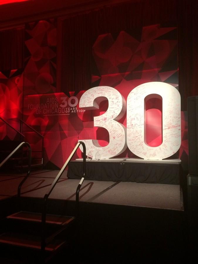 AFC 30th Anniversary Gala