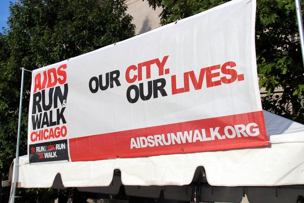 AIDS Run & Walk Chicago 2015