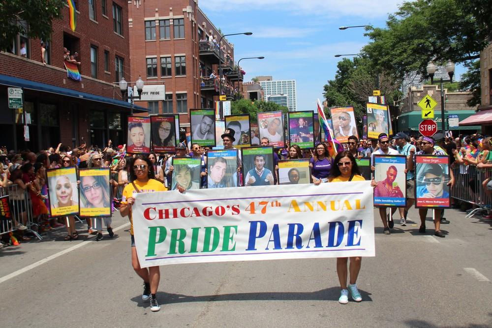 Chicago Pride Parade 2016 (News)