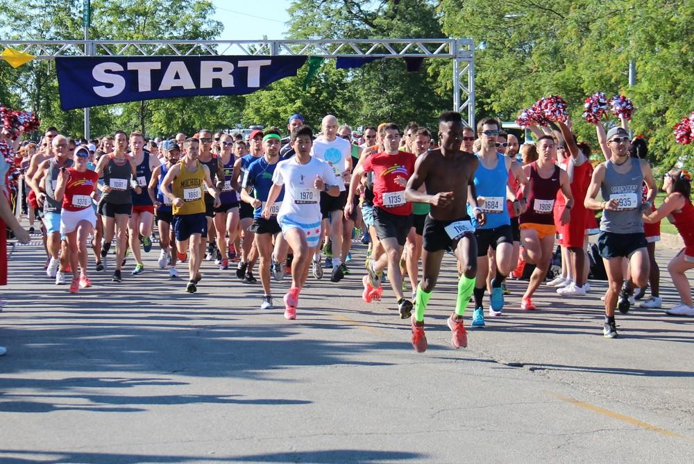 36th annual Proud to Run