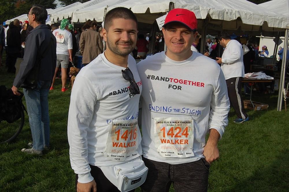AIDS Walk and Run 2017