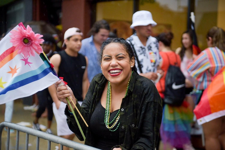 Chicago Pride Parade cut short due to storms - Steven Koch