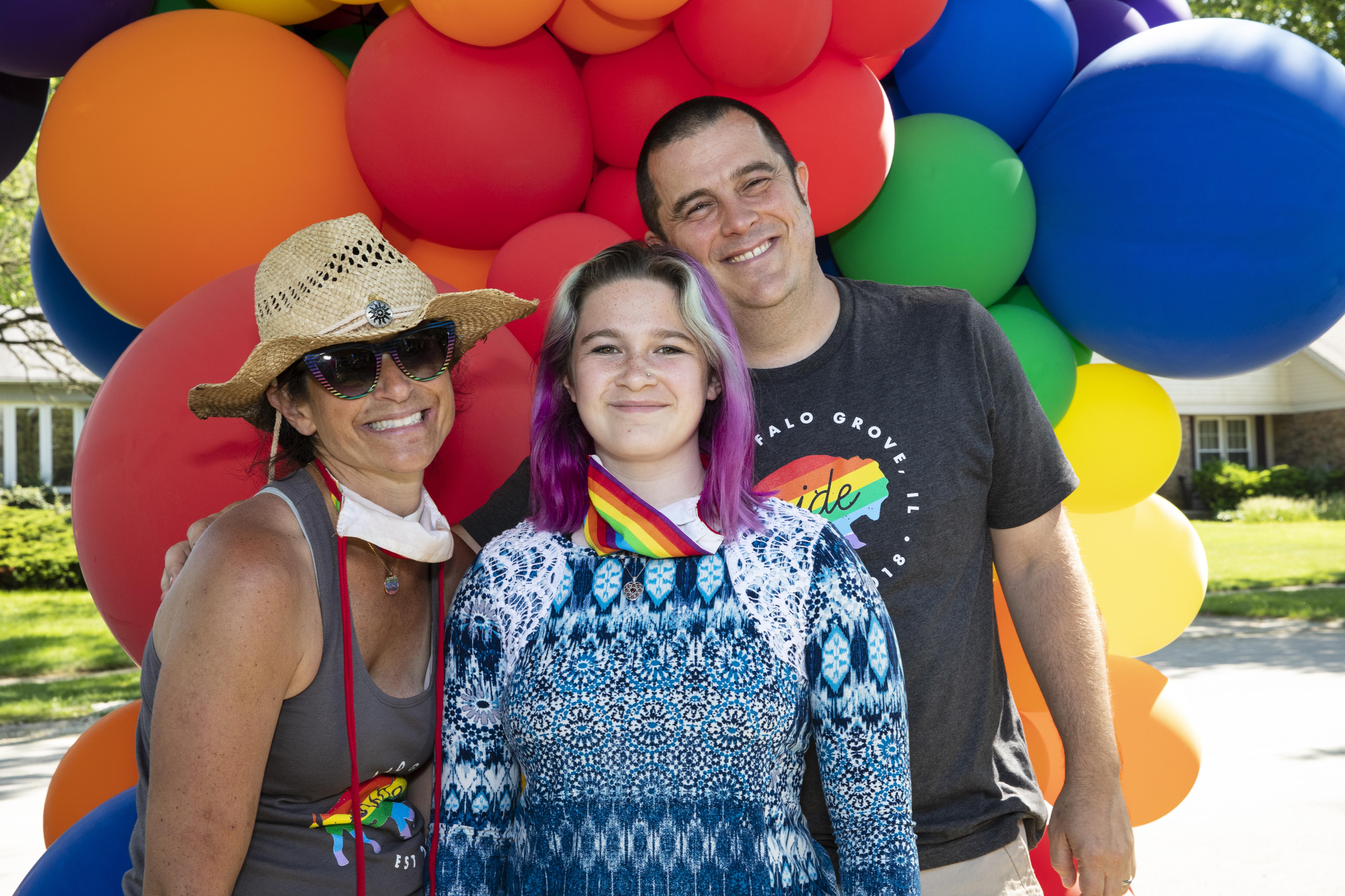 BG Pride Drive 2020