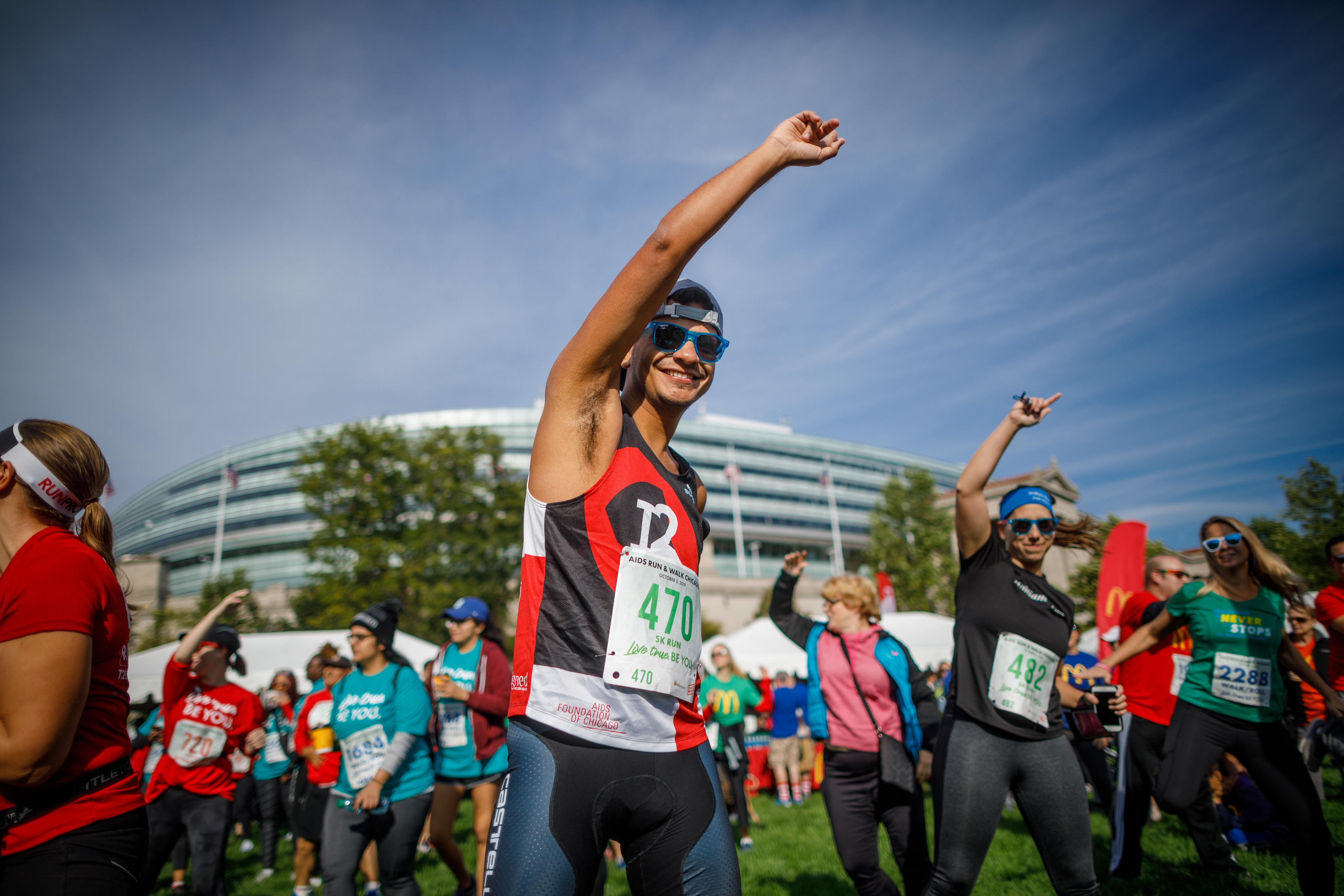 AIDS Run & Walk Chicago 2019
