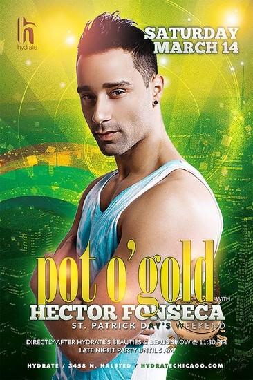Pot O' Gold with DJ Hector Fonseca