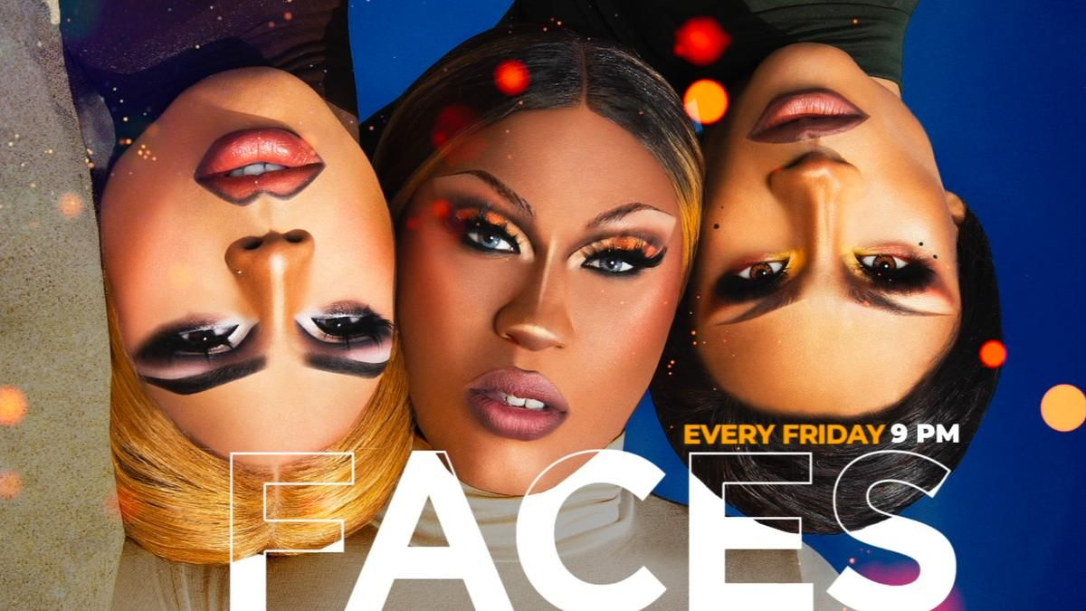 FACES: A Drag Show by the Couleé Sisters