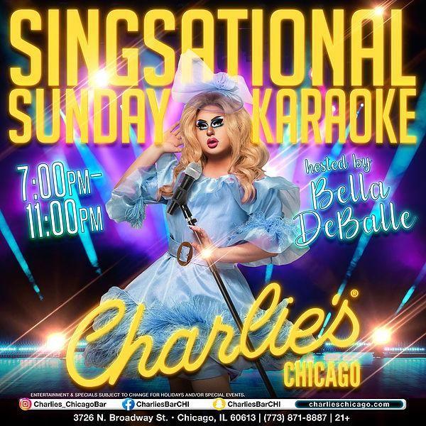 Singsational Sunday Karaoke