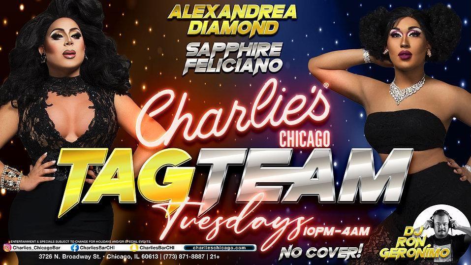 Tag Team Tuesdays