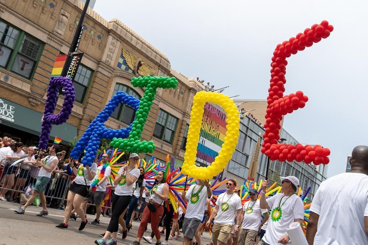 Chicago Pride Parade 2021 (CANCELED)