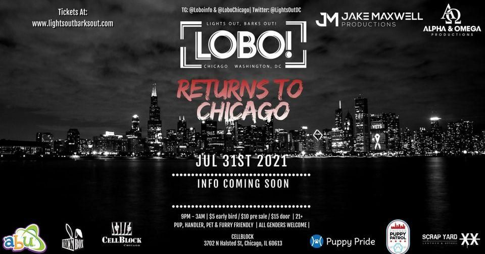 Lights Out, Barks Out! (LOBO!): Chicago