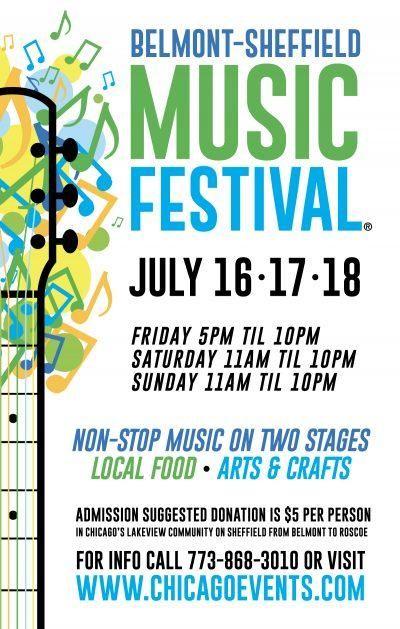 Belmont-Sheffield Music Festival