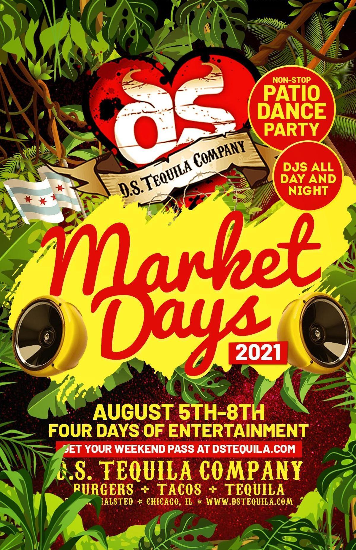 D.S. Tequila Market Days 2021