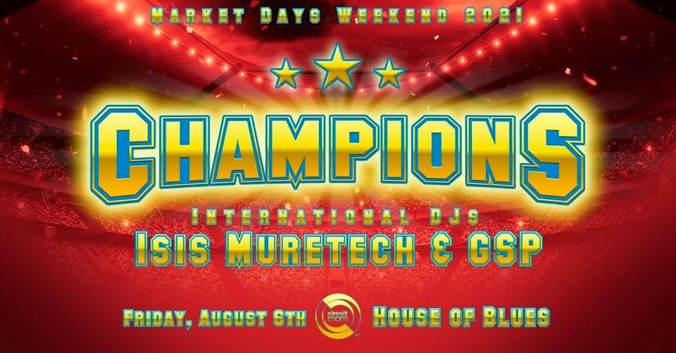 CircuitMOM: Champions Feat. Isis Muretech