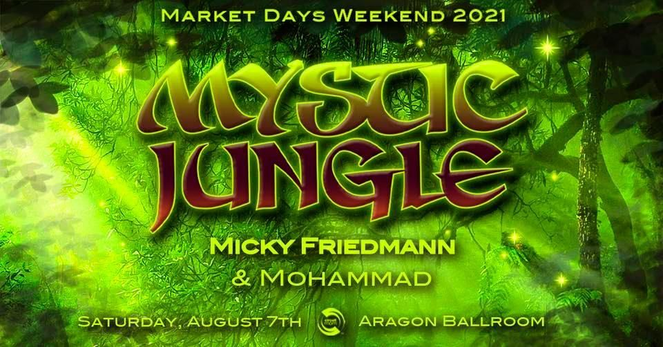 CircuitMOM: Mystic Jungle