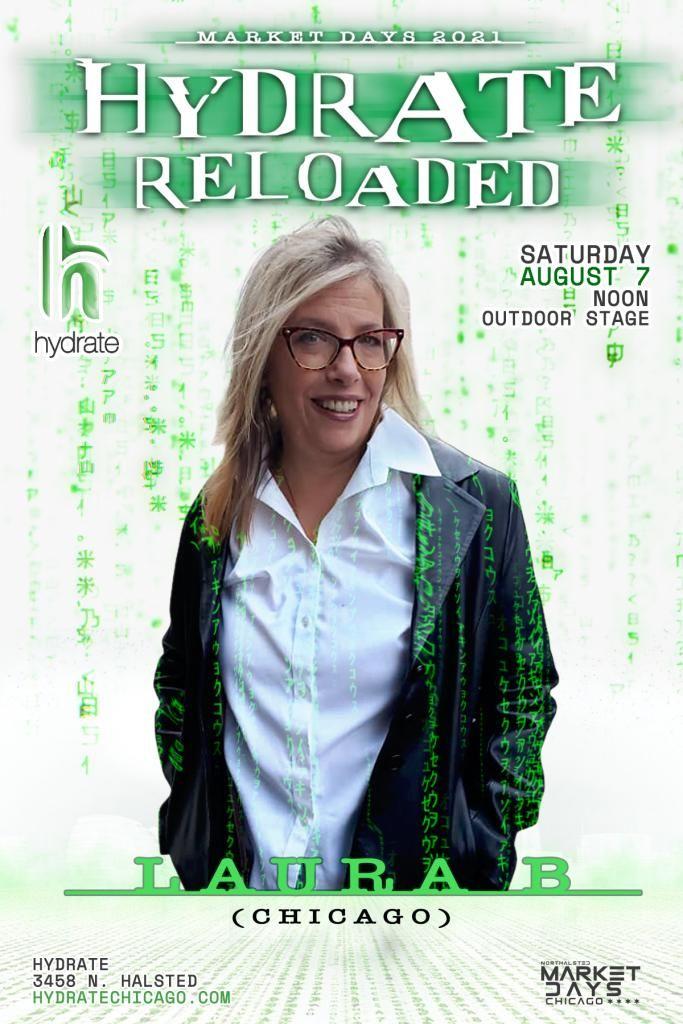 Hydrate Reloaded: DJ Laura B