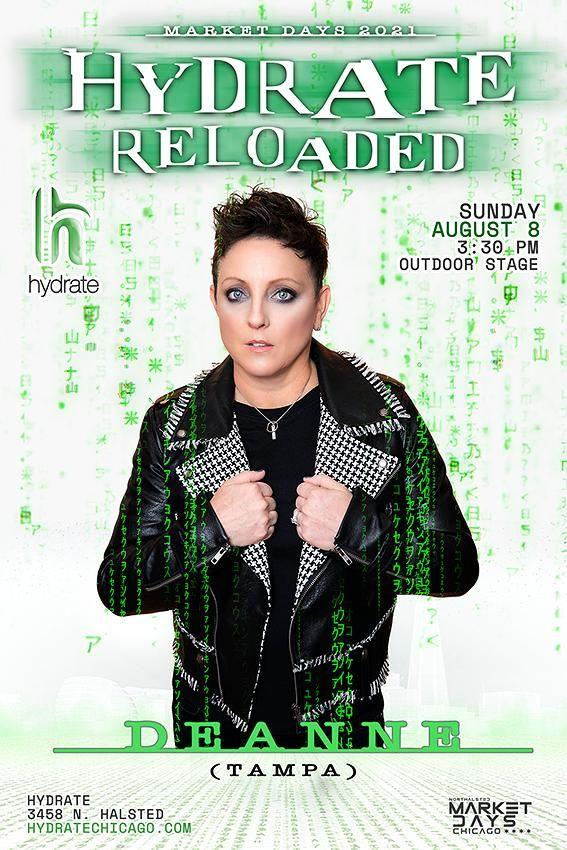 Hydrate Reloaded: DJ Deanne