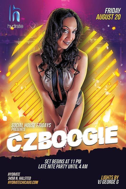 Social House ft DJ CZ Boogie