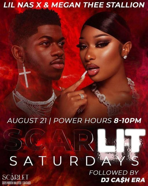 Power Hour: Lil Nas X and Megan Thee Stallion