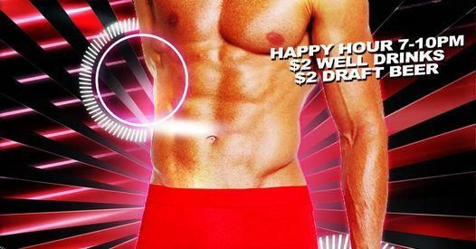 Lights Out Underwear Party!