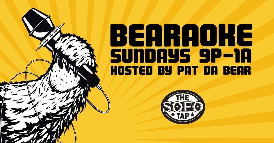 Bearaoke with Pat Da Bear