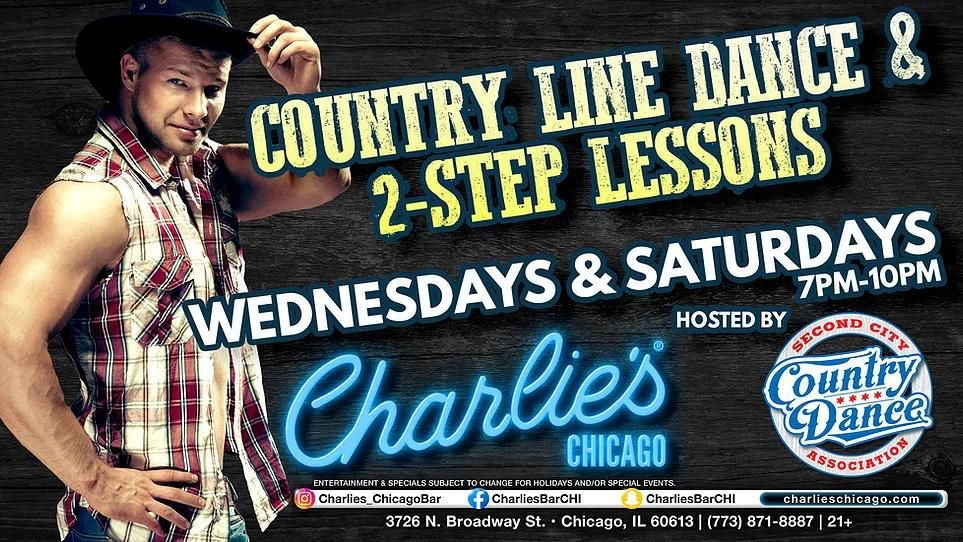 Country Line Dance Lessons