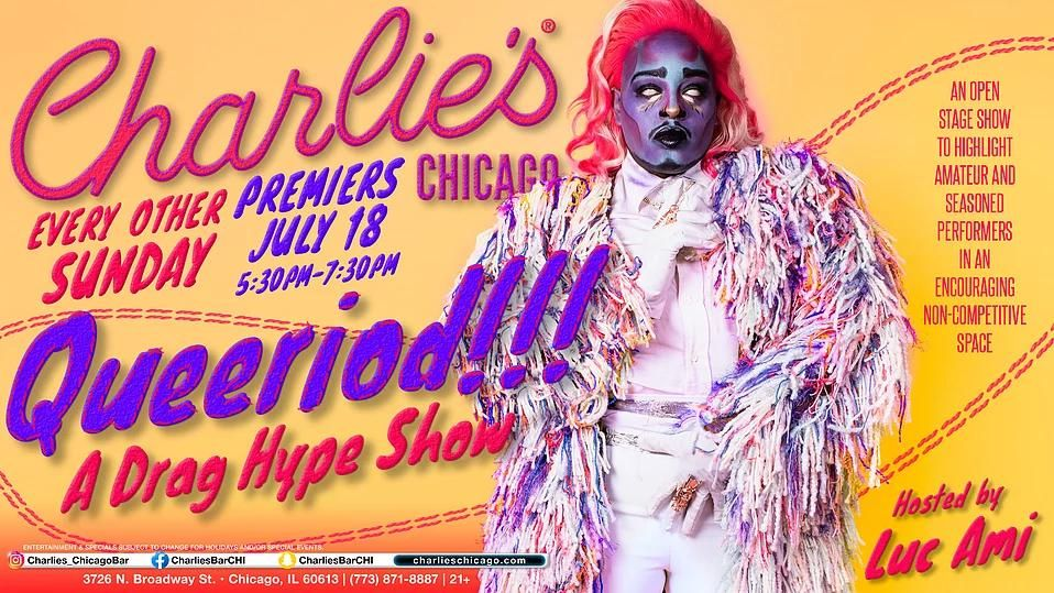 Queeriod! A Drag Hype Show
