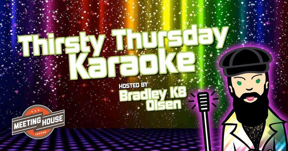Thirsty Thursday Karaoke