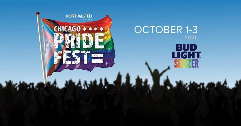 Chicago Pride Fest 2021