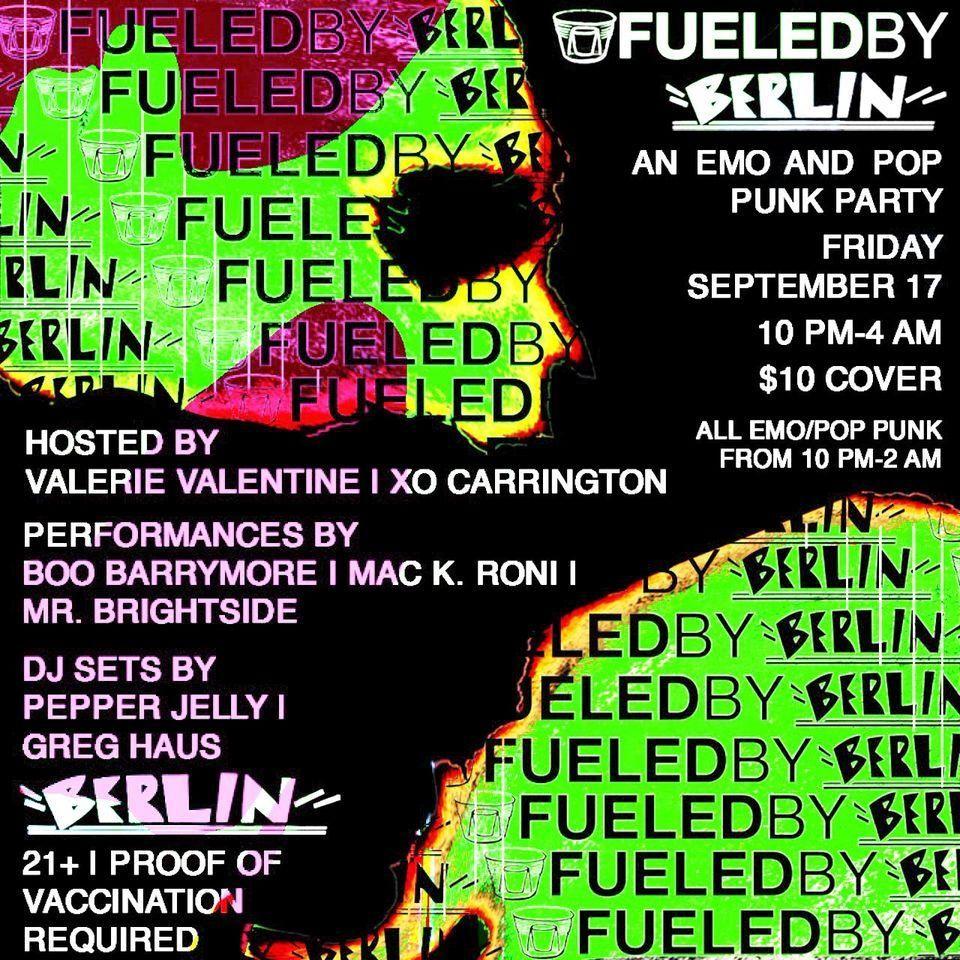 Fueled by Berlin 09/17