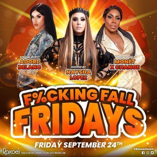 F%cking Fall Fridays