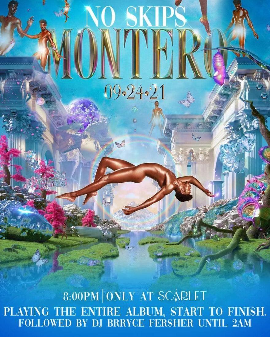 No Skips: Montero by Lil Nas X