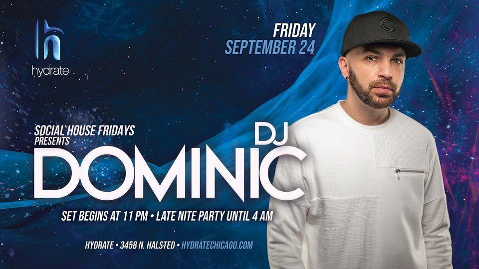 Social House ft. DJ Dominic