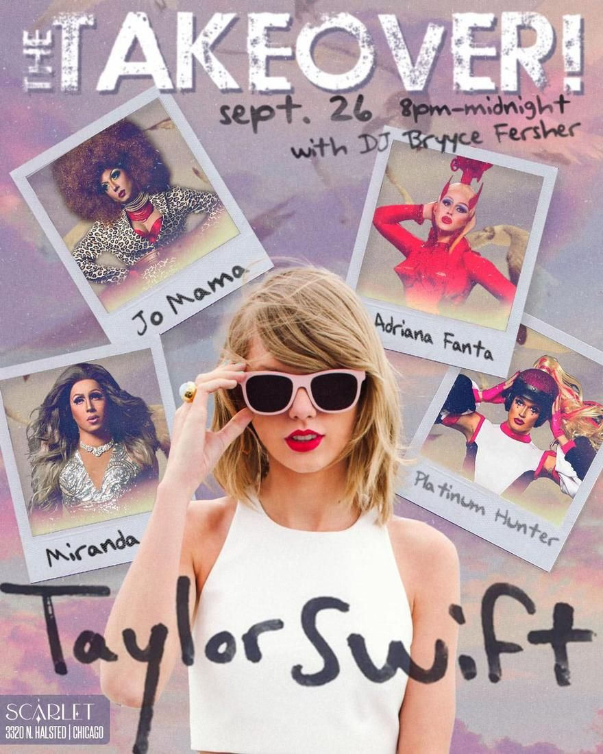 The Taylor Swift Takeover