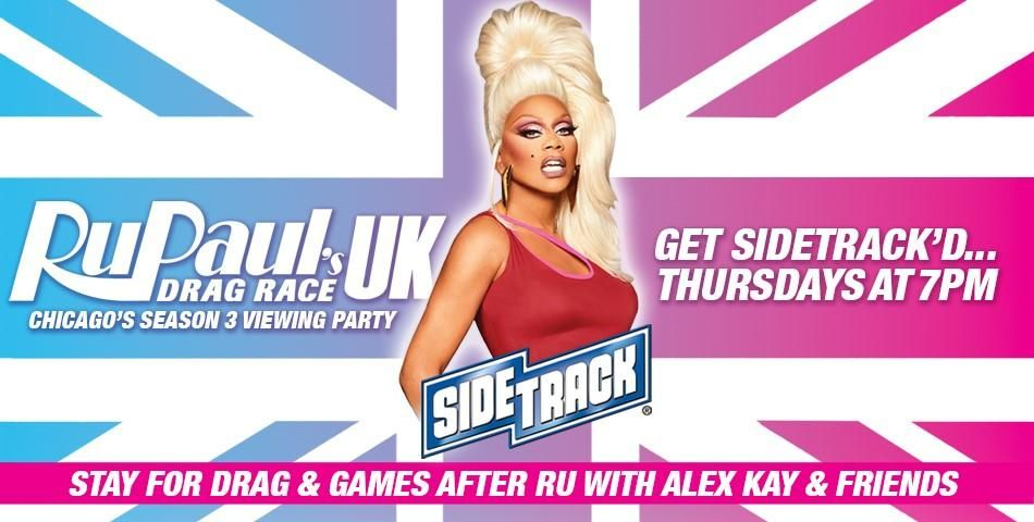 Chicago's RuPaul's Drag Race UK Viewing Party