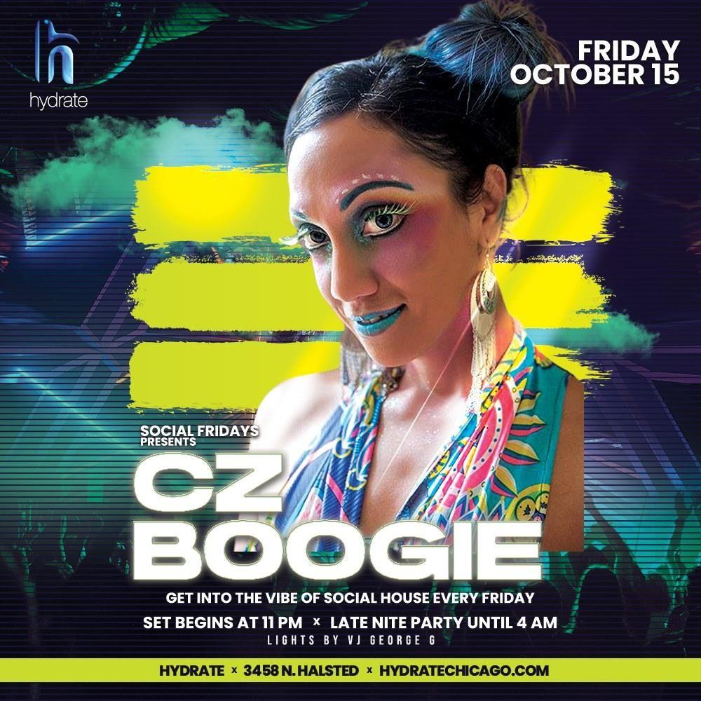 Social House ft DJ Czboogie