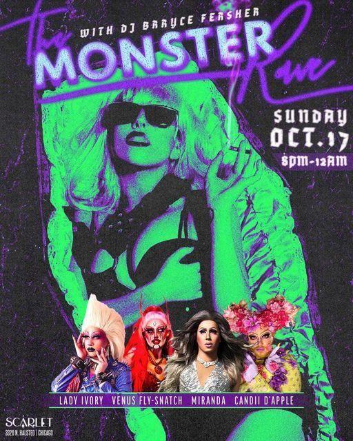 Monster Rave at Scarlet